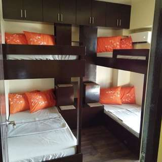 Bedspace Condo Sharing for rent 2BR Condo Flair Towers Boni
