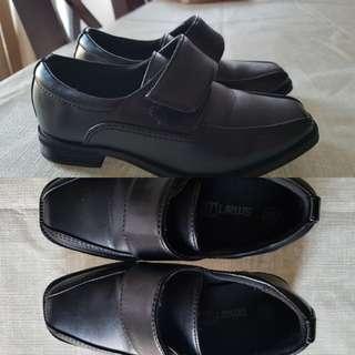 Dress shoe toddler 6.5 worn once