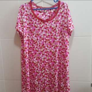 Ladies pyjamas (long tee)