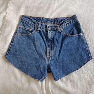 Levi's denim jeans W 30 L 30