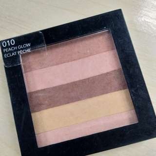 Highlighting Pallete in Peach Glow