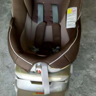 Carseat good for new born babies..