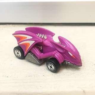 Hot wheels purple dragon