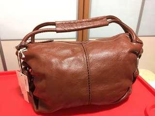 Authentic Genuine Full Leather Yucca ladies bag