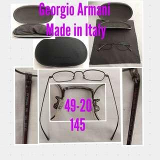 Georgio Armani Eyeglass Frame 49-20-145