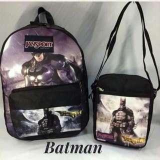 Boys Character Jansport Backpack