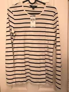 Ralph Lauren cotton stripe tee Ralph Lauren 純棉間條丅恤