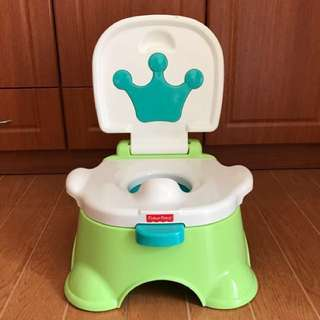 Fisher Price Potty - Negotiable