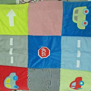 Activity baby playmat