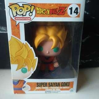 Super Saiyan Goku Funko Pop