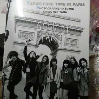 TARA's Free Time In Paris Photo album