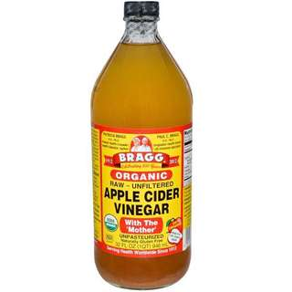 Apple Cider Vinegar 947ml (big one)