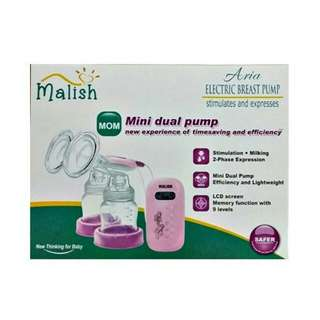 Malish Aria Dual Electric Breast Pump