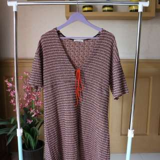 Knit dress Zara