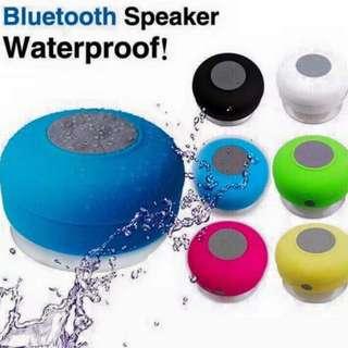 Waterproof Mini Portable Wireless & Bluetooth Shower Speaker