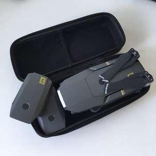 DJI Mavic Pro semi hard case