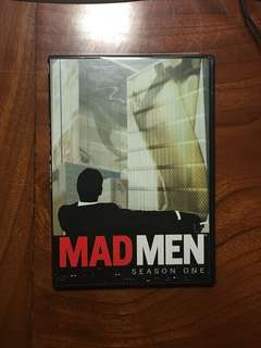 Madmen dvd season one