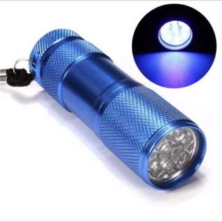 Pet Urine Test Torch Flashlight Light Medical Equipment Money Detector Manicure Lanterna Linternas Lampe Torche