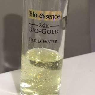 Bio-Essence gold water