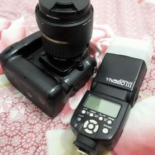 Nikon d80 second mulus paket komplit