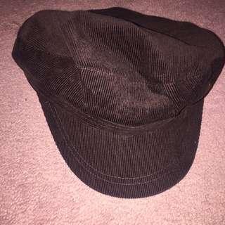 BAKERBOY BROWN SUEDE HAT