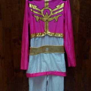 Powerangers costume