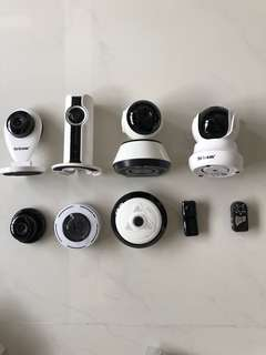 IP P2P Wifi CCTV Security Camera - various models