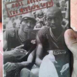 Dvd basket AND1