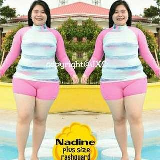 Nadine Rashguard (Plus Size)