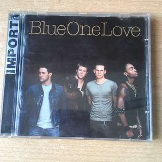Blue - One Love Music CD
