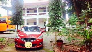 Grab Mitsubishi 2016 Mirage G4 CVT Grab registered