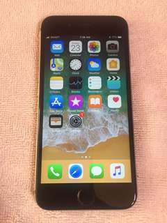 iPhone 6s 16gb Space-gray Smart-locked