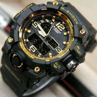 Jam tangan G-Shock Aliando