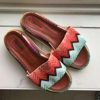 Missoni sandals - size 37