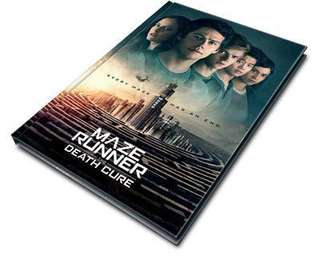 MAZE RUNNER THE DEATH CURE OFFICIAL MOVIE PREMIUMS