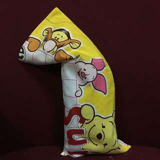 Winnie the pool Beansprout Husk Pillow