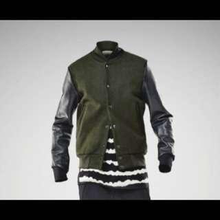 G star Raw MN Premium wool bomber jacket size L