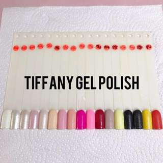 Clearance Sale - Gel Polish