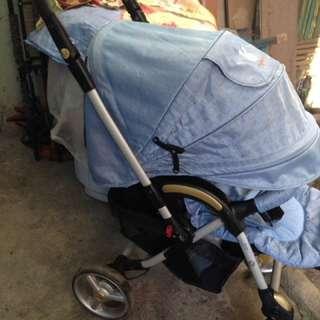 heavy duty stroller