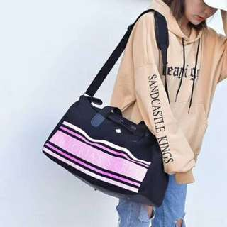 NEW!!! Victoria secret travel bag tas import wanita