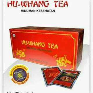 Hwang Tea Nasa
