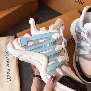 NEW LV ARCHLIGHT SNEAKERS
