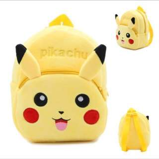 Pikachu Backpack