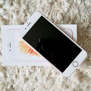 iPhone 6s Rose Gold 16 gb