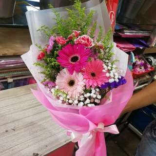 Graduation Flower Bouquet Event Reward Flower