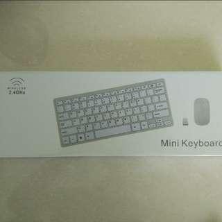Wireless Keyboard Black BNIB