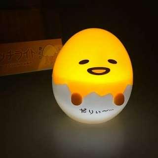日本蛋黃哥系列小夜燈