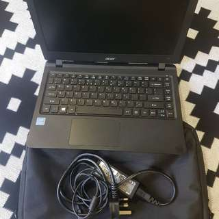 Acer ASPIRE ES 13 $350 (nego)
