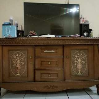 Meja lemari Untuk TV