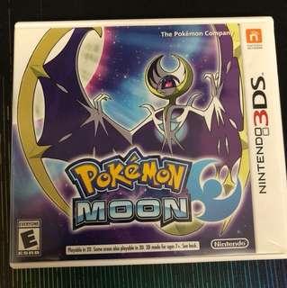 Pokemon Moon 3DS